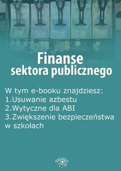 Finanse sektora publicznego. Sierpień 2015 r.