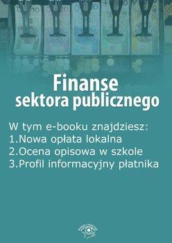 Finanse sektora publicznego. Wrzesień 2015 r.                      (ebook)