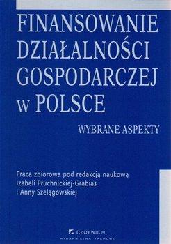 Finansowanie działalności gospodarczej w Polsce. Wybrane aspekty                      (ebook)