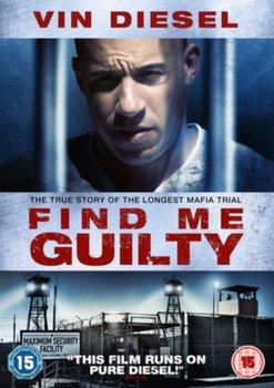 Find Me Guilty (brak polskiej wersji językowej)-Lumet Sidney