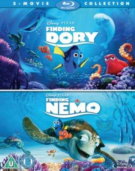 Finding Dory/Finding Nemo (brak polskiej wersji językowej)-Unkrich Lee, Stanton Andrew