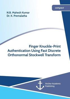 Finger Knuckle-Print Authentication Using Fast Discrete Orthonormal Stockwell Transform-Kumar N.B. Mahesh