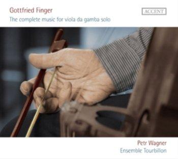 Finger: The Complete Music for Viola da Gamba Solo-Ensemble Tourbillon