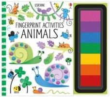 Fingerprint Activities: Animals-Watt Fiona