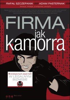 Firma jak kamorra. 11 strategicznych zasad mafii w legalnym biznesie                      (ebook)