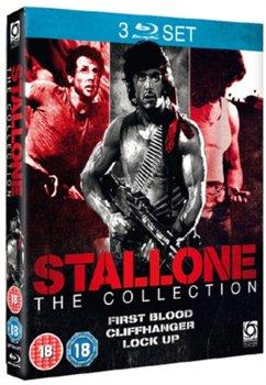 First Blood/Cliffhanger/Lock Up (brak polskiej wersji językowej)-Kotcheff Ted, Flynn John, Harlin Renny