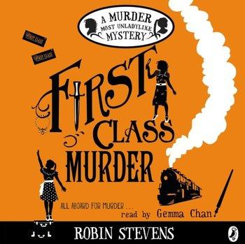 First Class Murder-Stevens Robin