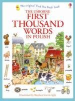 First Thousand Words in Polish-Amery Heather