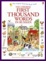First Thousand Words in Russian-Amery Heather