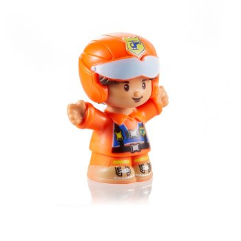 Fisher Price, figurka Pilot Louis, DVP63/FGX52-Fisher Price