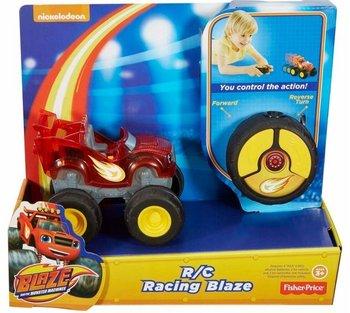 Fisher Price, pojazd sterowany RC Blaze i Mega Maszyny