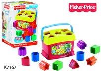 Fisher Price, sorter Pierwsze klocki malucha