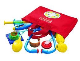Fisher Price, zabawka edukacyjna Mały Doktor-Fisher Price