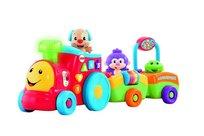 Fisher Price, zabawka interaktywna Edukacyjny pociąg Szczeniaczka, CDG78