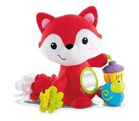 Fisher Price, zabawka interaktywna Lisek z zabawkami, CDN56