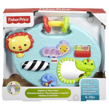 Fisher Price, zabawka interaktywna Panel malego odkrywcy-Fisher Price