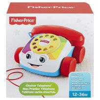 Fisher Price, zabawka interaktywna Telefonik dla gadulki, CMY08