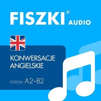 FISZKI audio – angielski – Konwersacje-Leman Joanna, Wojsyk Patrycja
