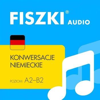 FISZKI audio – niemiecki – Konwersacje-Złotek Dominika, Perczyńska Kinga