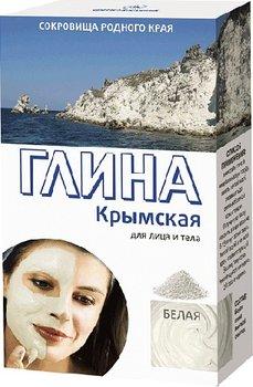 Fitocosmetics, glinka biała krymska oczyszczająca, 100 g-Fitocosmetics