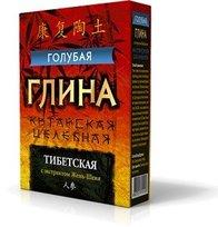 Fitocosmetics, glinka niebieska chińska tybetańska, 100 g
