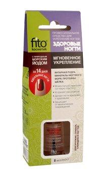 Fitocosmetics, odżywka wzmacniająca do paznokci, 8 ml-Fitocosmetics