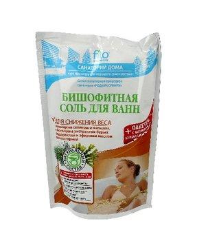 Fitocosmetics, sól do kąpieli z biszofitem wyszczuplająca, 530 g-Fitocosmetics