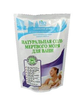 Fitokosmetic, sól do kąpieli naturalna z Morza Martwego, 530 g-Fitocosmetics