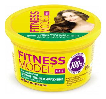 Fitokosmetik, Fitness Model, maska do włosów podwójne odżywienie i nawilżenie, 250 ml-Fitokosmetik