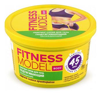 Fitokosmetik, Fitness Model, scrub do ciała liftingujący, 250 ml-Fitokosmetik