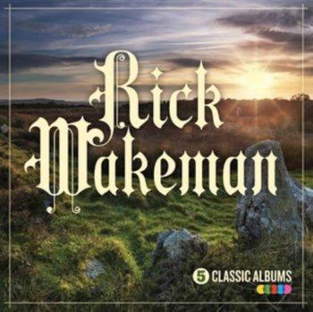 Five Classic Albums-Rick Wakeman