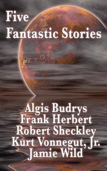 Five Fantastic Stories-Herbert Frank