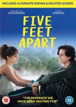 Five Feet Apart (brak polskiej wersji językowej)-Baldoni Justin