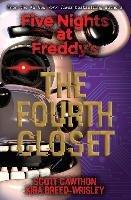 Five Nights at Freddy's 3: The Fourth Closet-Cawthon Scott, Breed-Wrisley Kira