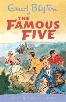 Five on a Secret Trail-Blyton Enid