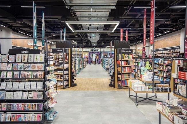Flagowy Empik Future Store W Warszawskiej Arkadii Empikcom