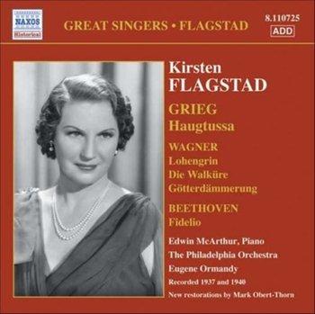 FLAGSTAD K SONGS & ARIAS-Flagstad Kirsten