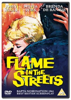 Flame in the Streets (brak polskiej wersji językowej)-Baker Roy Ward