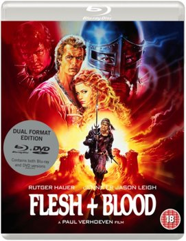 Flesh and Blood (brak polskiej wersji językowej)-Verhoeven Paul