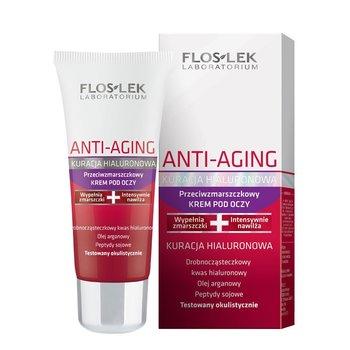 Floslek, Anti-Aging, przeciwzmarszczkowy krem pod oczy, 30 ml-Floslek