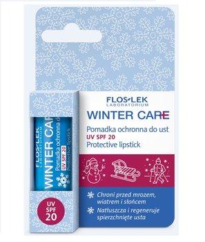 Floslek, Winter Care, pomadka ochronna do ust, SPF 20-Floslek