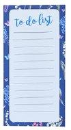 Flower Blossom, Lista z magnesem, granatowo-niebieska-Empik