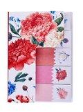 Flower Blossom, Zakładki indeksujące, 5x40 szt.-Empik