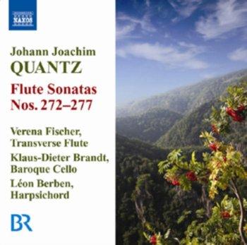 Flute Sonatas Nos. 272-277-Fischer Verena