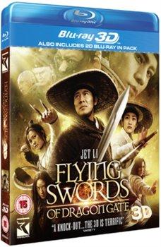 Flying Swords of Dragon Gate (brak polskiej wersji językowej)-Tsui Hark