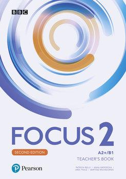 Focus Second Edition 2. Teacher's Book + CD + DVD + kod do Digital Resources-Opracowanie zbiorowe