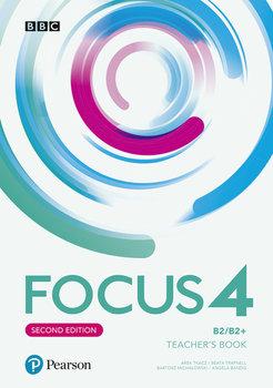 Focus Second Edition 4. Teacher's Book + płyty audio, DVD-ROM i kod dostępu do Digital Resources-Opracowanie zbiorowe