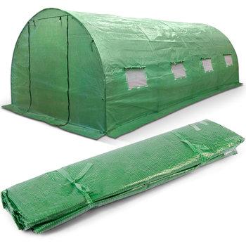 Folia do tunelu foliowego ogrodowego PLONOS, zielona, 10 m2-Plonos