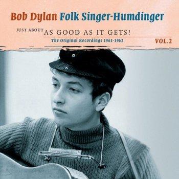 Folk Singer-humdinger-Dylan Bob