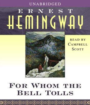 For Whom the Bell Tolls-Hemingway Ernest